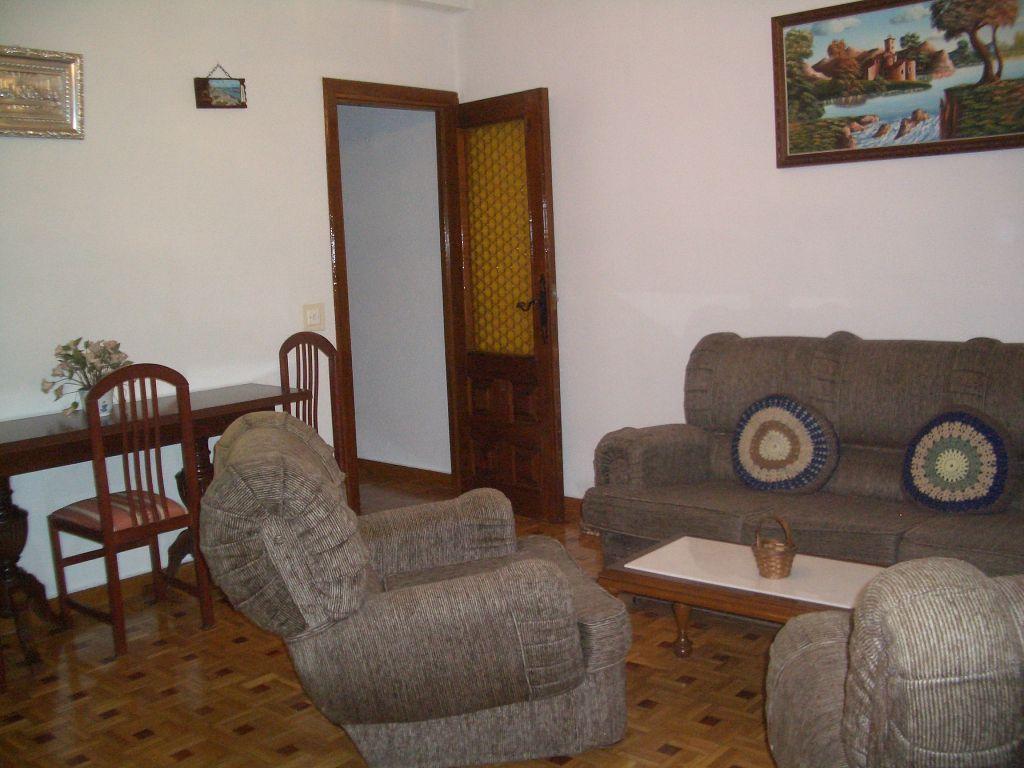 Piso en alquiler en La Encarnación en Ávila