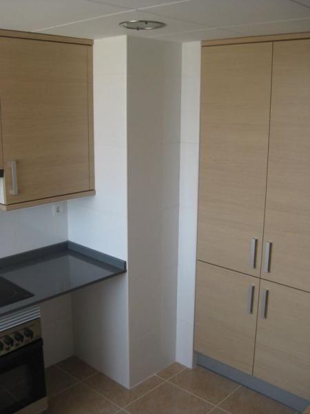 Cocina - Piso en alquiler opción compra en calle Ep Barraques de Llacer, La Torre en Valencia - 1070195