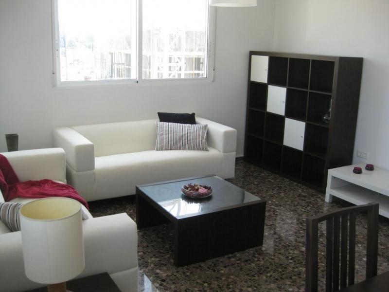 Salón - Piso en alquiler opción compra en calle Ep Barraques de Llacer, La Torre en Valencia - 1070204