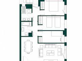 Wohnung in verkauf in calle Camino de Tomillaron, Marazuela-El Torreón in Rozas de Madrid (Las) - 348638365