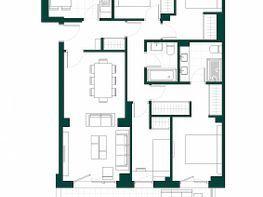 Wohnung in verkauf in calle Camino de Tomillaron, Marazuela-El Torreón in Rozas de Madrid (Las) - 348639036