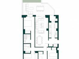 Wohnung in verkauf in calle Camino de Tomillaron, Marazuela-El Torreón in Rozas de Madrid (Las) - 348639194